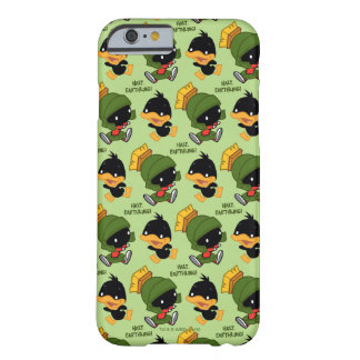 Chibi MARVIN THE MARTIAN™ & DAFFY DUCK™ Barely There iPhone 6 Case