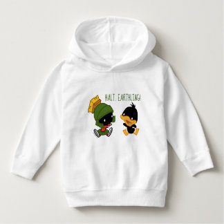Chibi MARVIN THE MARTIAN™ & DAFFY DUCK™ Hoodie