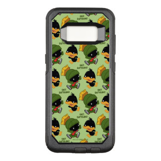 Chibi MARVIN THE MARTIAN™ & DAFFY DUCK™ OtterBox Commuter Samsung Galaxy S8 Case