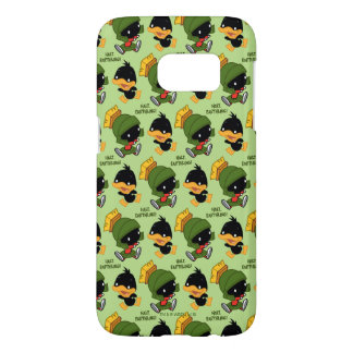 Chibi MARVIN THE MARTIAN™ & DAFFY DUCK™ Samsung Galaxy S7 Case