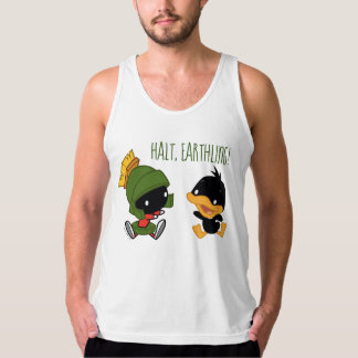 Chibi MARVIN THE MARTIAN™ & DAFFY DUCK™ Tank Top
