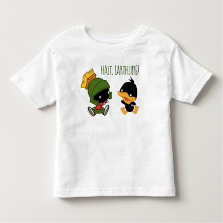 Chibi MARVIN THE MARTIAN™ & DAFFY DUCK™ Toddler T-shirt