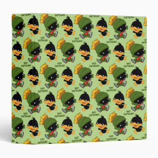 Chibi MARVIN THE MARTIAN™ & DAFFY DUCK™ Vinyl Binder