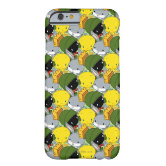 Chibi MARVIN THE MARTIAN™, TWEETY™, & BUGS BUNNY™ Barely There iPhone 6 Case