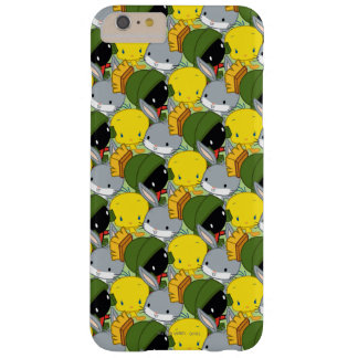 Chibi MARVIN THE MARTIAN™, TWEETY™, & BUGS BUNNY™ Barely There iPhone 6 Plus Case