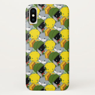 Chibi MARVIN THE MARTIAN™, TWEETY™, & BUGS BUNNY™ Case-Mate iPhone Case