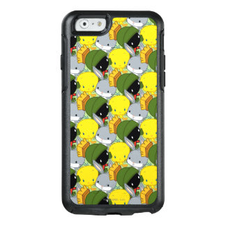 Chibi MARVIN THE MARTIAN™, TWEETY™, & BUGS BUNNY™ OtterBox iPhone 6/6s Case