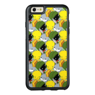 Chibi MARVIN THE MARTIAN™, TWEETY™, & BUGS BUNNY™ OtterBox iPhone 6/6s Plus Case