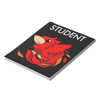 Chibi Phoenix Notebook Notepad