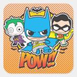 Chibi Pow Sticker
