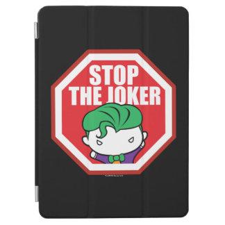 "Chibi ""Stop The Joker"" Sign iPad Air Cover"