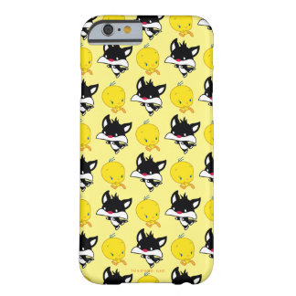 Chibi SYLVESTER™ Chasing TWEETY™ Barely There iPhone 6 Case