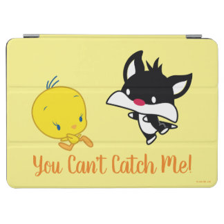 Chibi SYLVESTER™ Chasing TWEETY™ iPad Air Cover