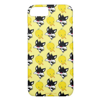 Chibi SYLVESTER™ Chasing TWEETY™ iPhone 8/7 Case