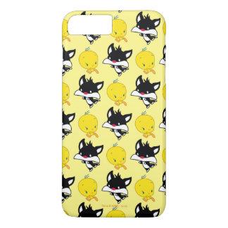 Chibi SYLVESTER™ Chasing TWEETY™ iPhone 8 Plus/7 Plus Case