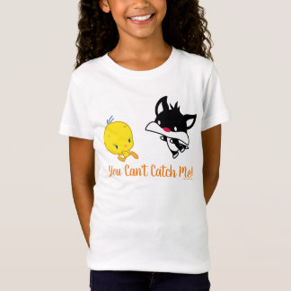 Chibi SYLVESTER™ Chasing TWEETY™ T-Shirt
