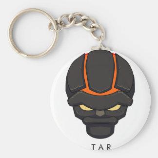 Chibi Tar Button Keychain