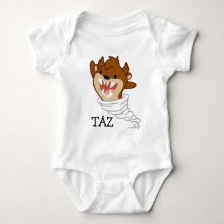 Chibi Tornado TAZ™ Baby Bodysuit