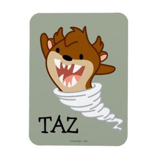 Chibi Tornado TAZ™ Magnet