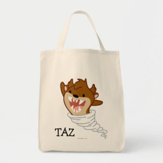 Chibi Tornado TAZ™ Tote Bag