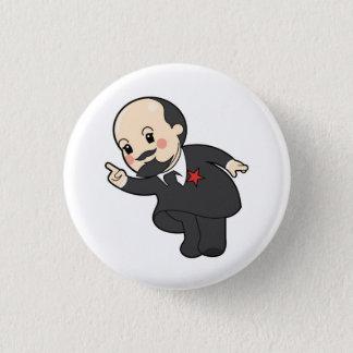 Chibi Vladimir Ilyich Lenin 1 Inch Round Button