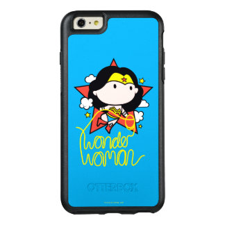 Chibi Wonder Woman Flying With Lasso OtterBox iPhone 6/6s Plus Case