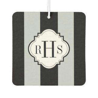 CHIC AIR FRESHENER_GRAY/BLACK/WHITE CAR AIR FRESHENER