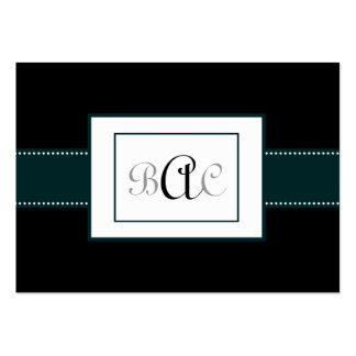 Chic Allison Chubby Business Cards