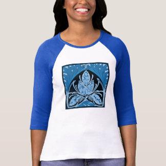 Chic_blue_black d'art déco tee shirts