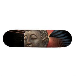 Chic Buddha Yoga Style Skate Board Deck