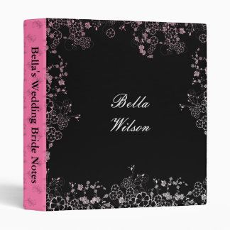 chic  Business Binder