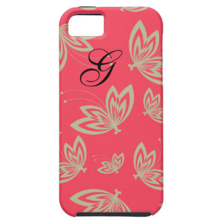 CHIC_CASE MATE IPHONE 5_VIBE_MOD BUTTERFLIES 193 iPhone 5 COVER