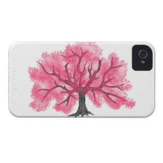 Chic Cherry Blossom Tree Case iPhone 4 Cover