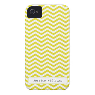 Chic Chevron iPhone 4 Case-Mate Case