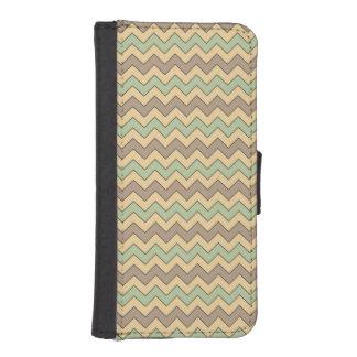 Chic Chevron iPhone 5/5s Wallet Case Phone Wallet Cases