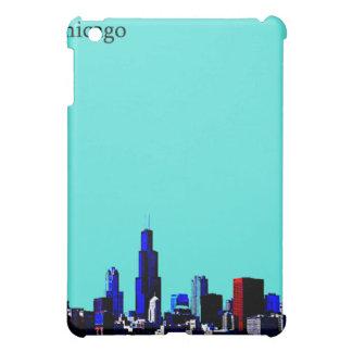 Chic Chicago Skyline iPad Mini Covers