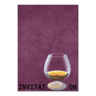 Chic Drink Dinner Vip Personalised Invitation