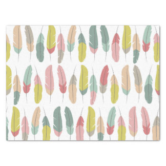 Chic Feathers Tissue Paper