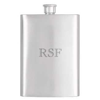 CHIC FLASK_CLASSIC MONOGRAM FLASKS