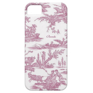 Chic French Toiles Custom iPhone 5 Cover
