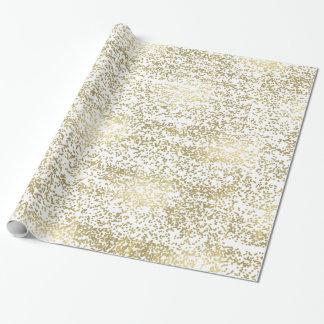 Chic Gold Confetti