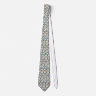 Chic Holiday Season Burgundy Spreading Joy Tie