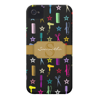 Chic Hues Multicolor Custom Case-Mate iPhone 4 Cases