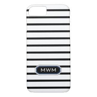 CHIC iPhone 7 CASE_BLACK/WHITE/NAVY iPhone 7 Case