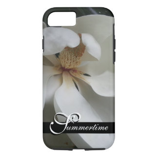 """CHIC iPhone 7 CASE_""""Summertime"""" SOUTHERN MAGNOLIA iPhone 7 Case"""