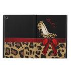 Chic Jaguar Stilettos iPad Air 2 Case Stand