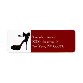 Chic Ladies Stiletto High Heel Custom
