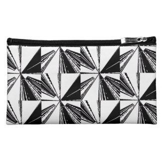 Chic Modern Cosmetic Art Pencil Bag