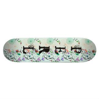 Chic Name Board! Skate Board Decks
