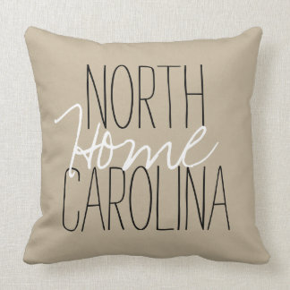 """CHIC PILLOW-""""STATE""""  HOME_DIY THROW PILLOW"""